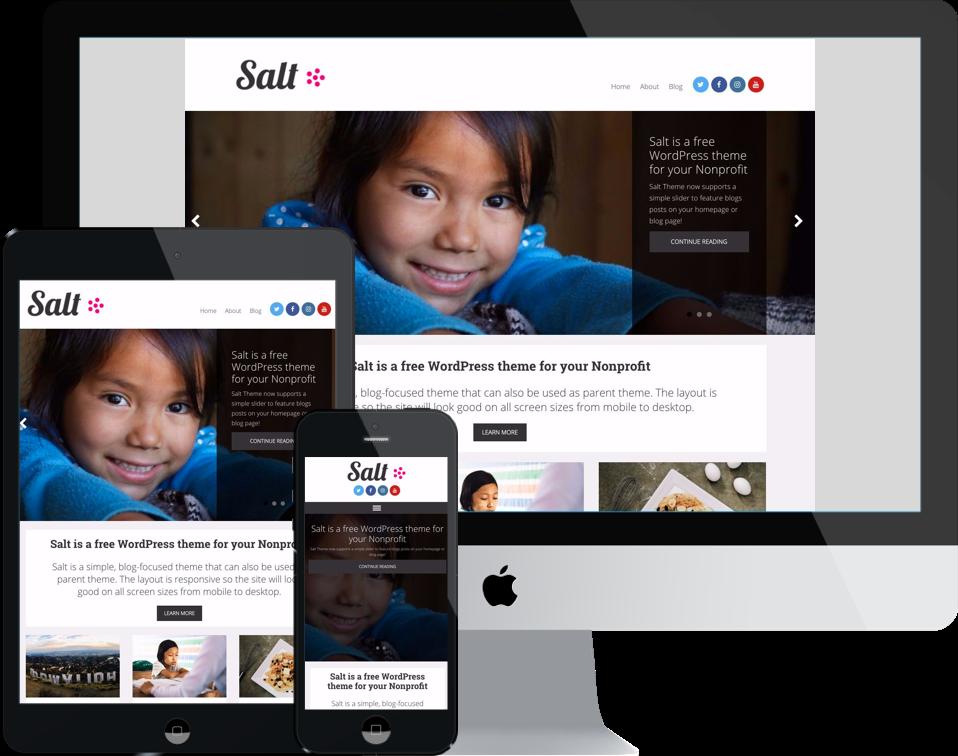 Salt Theme
