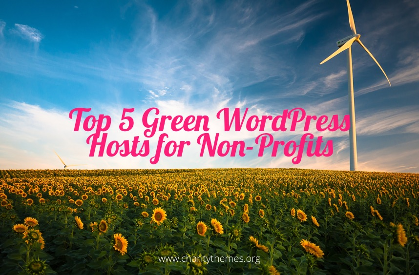 Top 5 Green WordPress Hosts